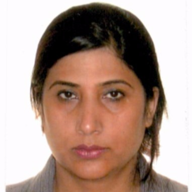 Dr. Amber Yasmeen