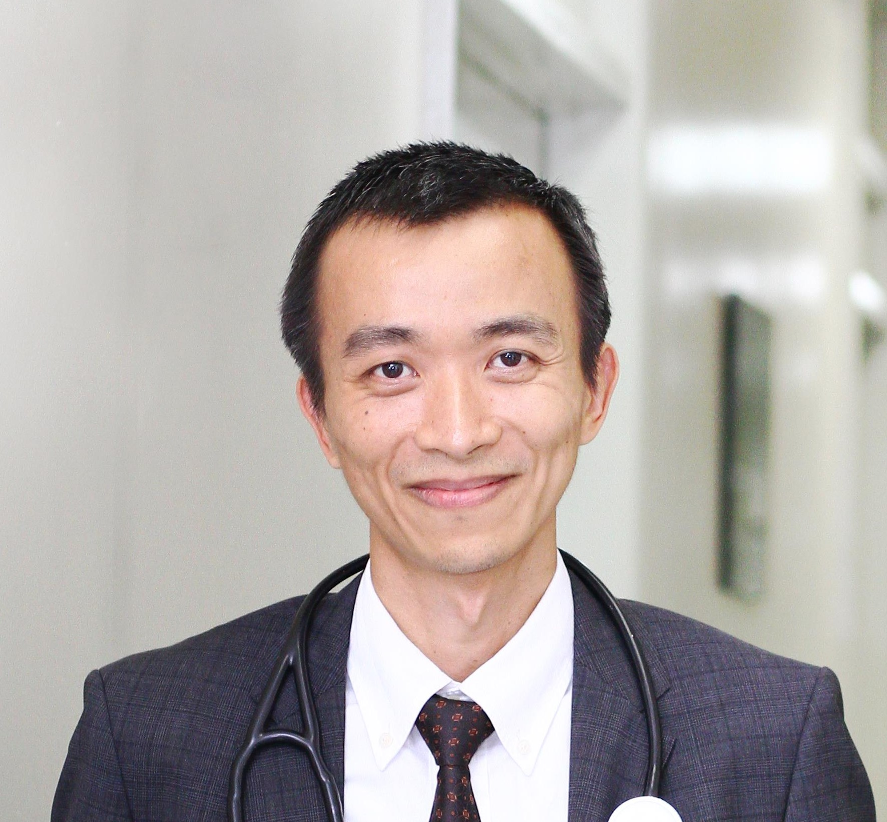 Dr. Gwo Fuang Ho