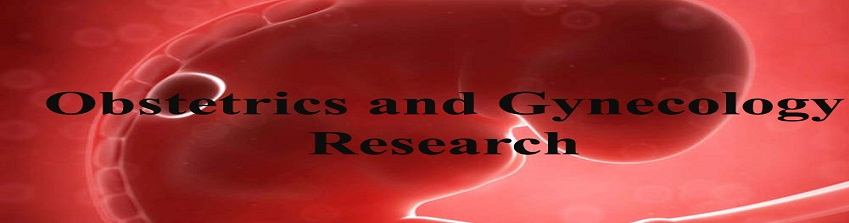Obstetrics and Gynecology Research